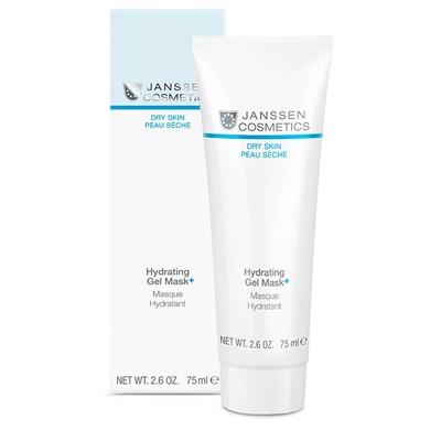 Gel face mask for all skin types
