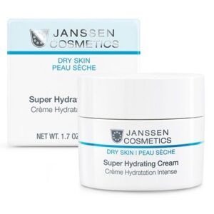 Hydrating face cream for dry skin