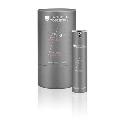 Anti ageing platinum eye cream