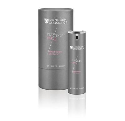 Anti ageing platinum serum