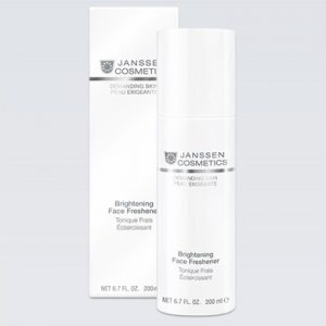 Anti aging brightening toner for dry skin
