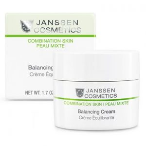 Face cream for combination skin