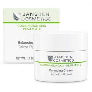 Face cream for combination skin