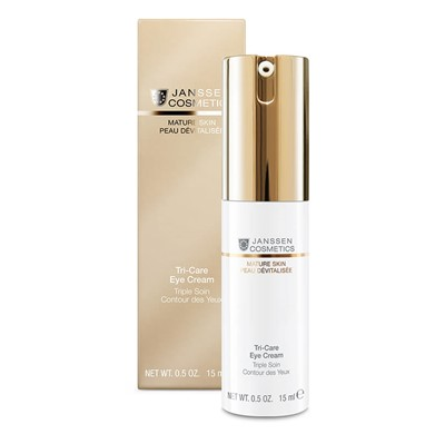Lifting and firming anti ageing eye cream