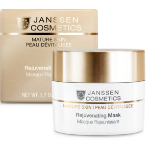 Lifting and firming rejuvenating mask