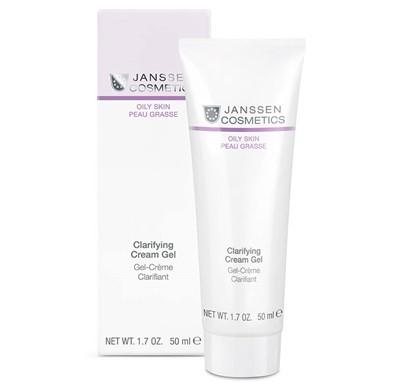 Moisturiser for oily, blemished skin