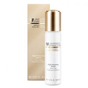 Overnight treatment serum for skin rejuvenation
