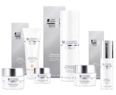 Demanding skin line to treat dull ageing skin