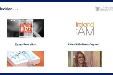 IRISH TV COVERAGE