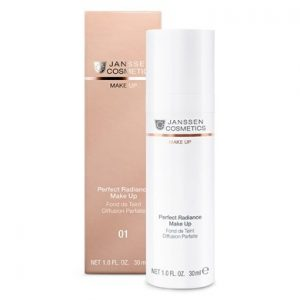 Anti ageing foundation makeup 01