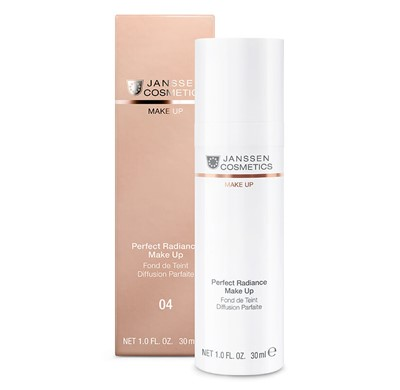Anti ageing foundation makeup 04