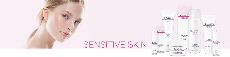 Janssen Cosmetics Line For Sensitive Skin