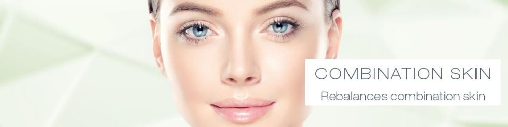 Combination skin from Janssen Cosmetics